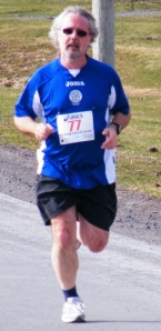 Stockbridge Valley Hot Foot 5K - April 8, 2011