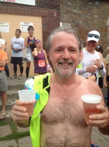 To the 3,062nd go the spoils. After the Boilermaker.  July 13, 2014.