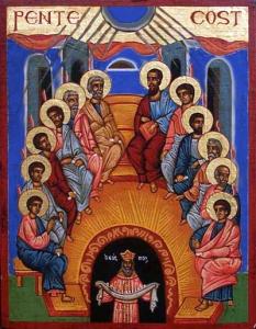 Icon-Pentecost